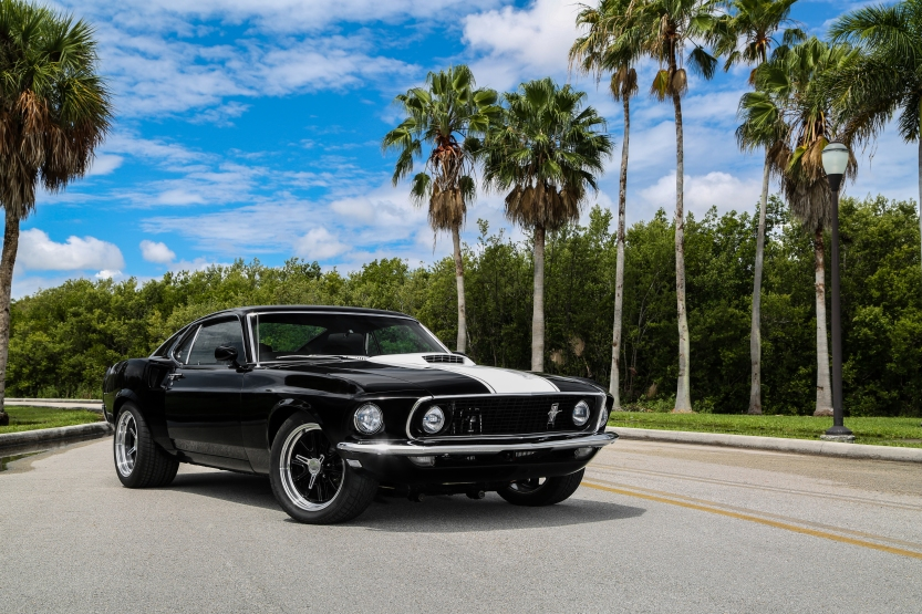 1969 Widebody Mustang - GYC-1