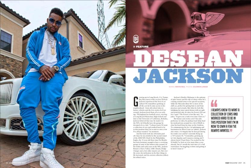 Desean Jackson 1 Dub 104