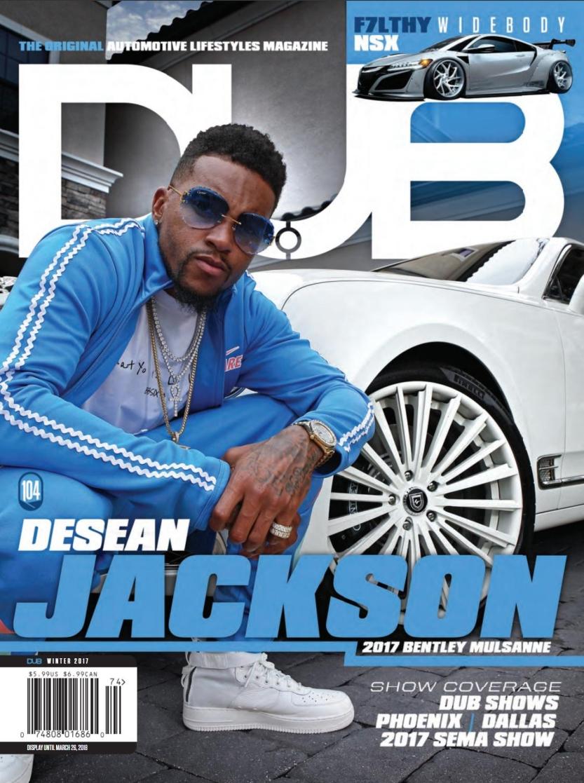 Desean Jackson Cover Dub 104
